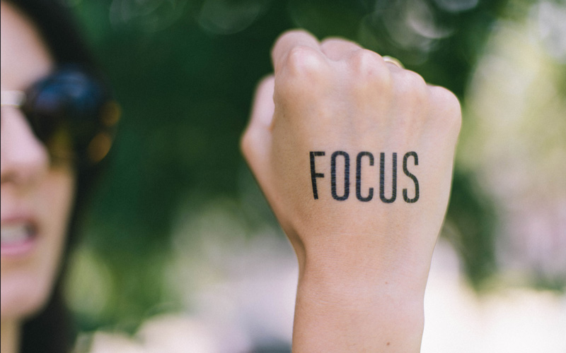 Do you have a problem with focus?