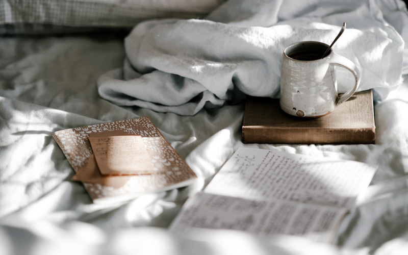 Do you keep a motivational journal?