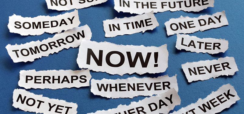 Does procrastination serve you well?