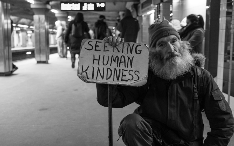 Are acts of kindness important?